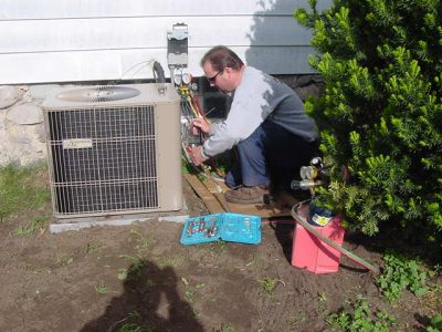 Air Conditioning Install Greenville