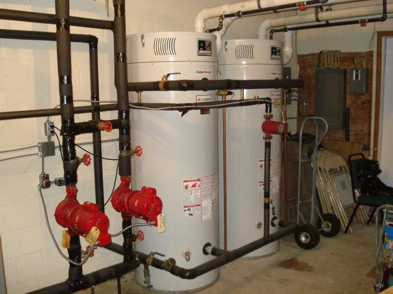 Boiler Installation Greenville