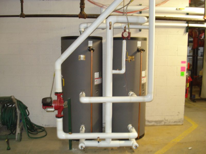 Commercial Water Heater Installation Greenville MI