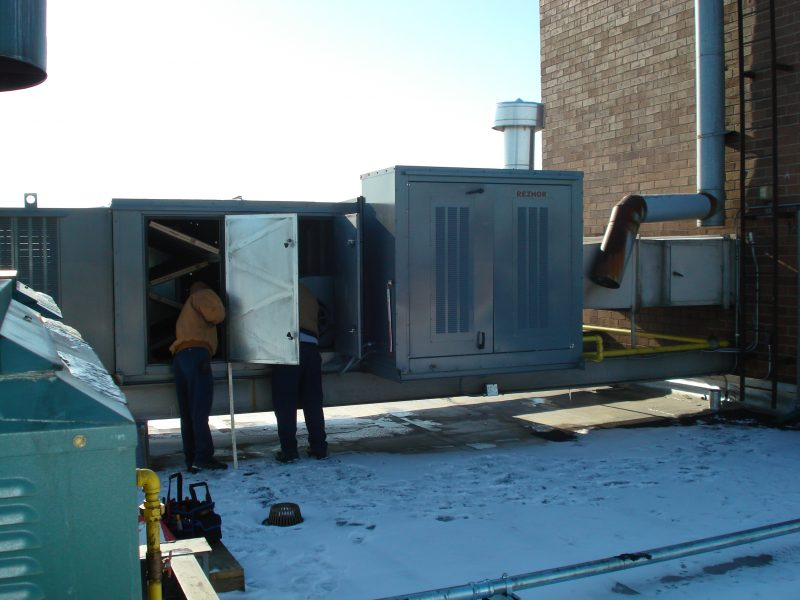 Install HVAC Greenville