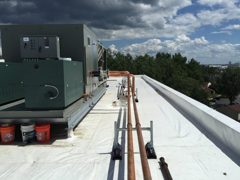 Rooftop Air Conditioner Greenville
