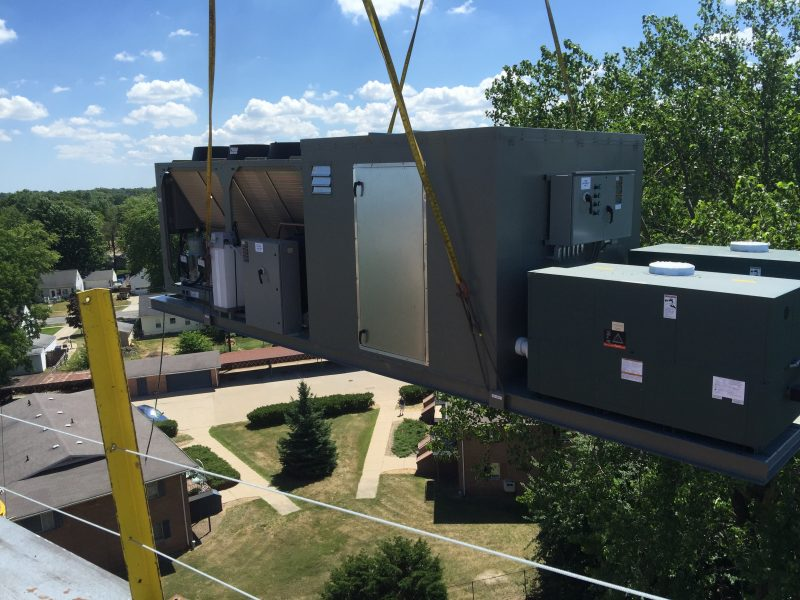 Rooftop Air Conditioning Greenville