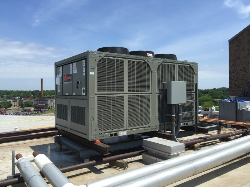 Rooftop HVAC System Greenville