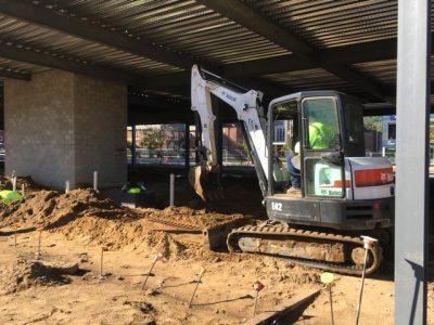 Underground Plumbing Greenville MI