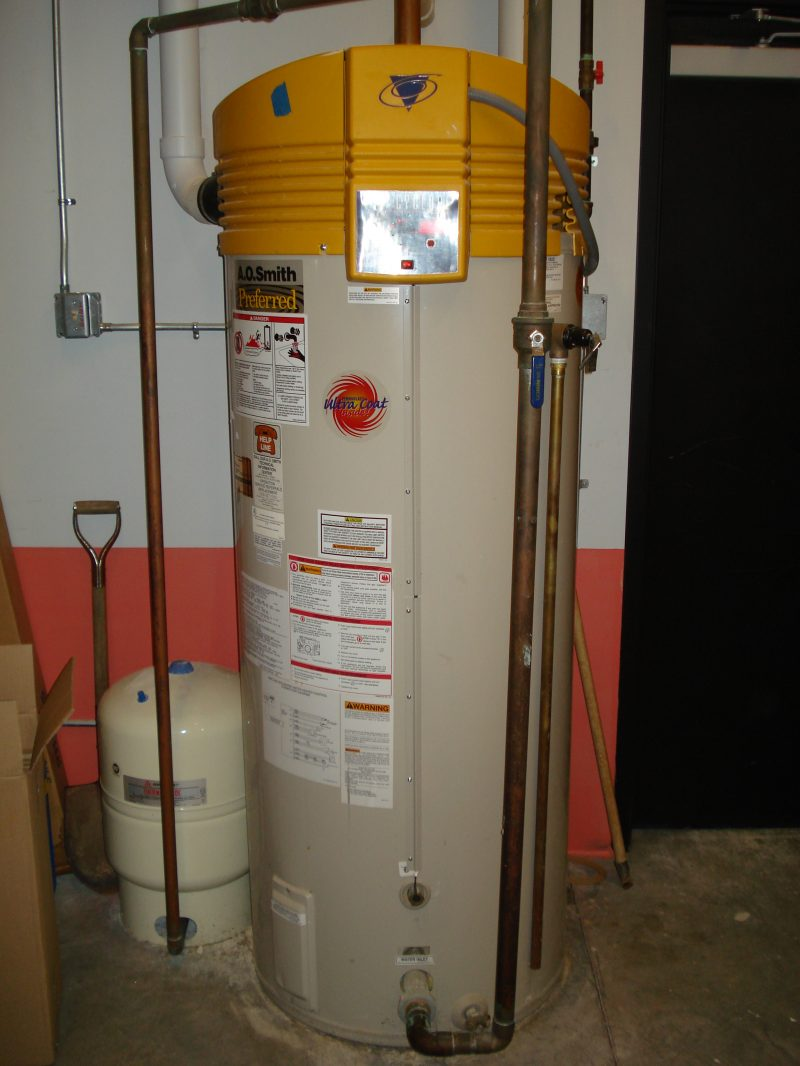 Water Heater Install Greenville
