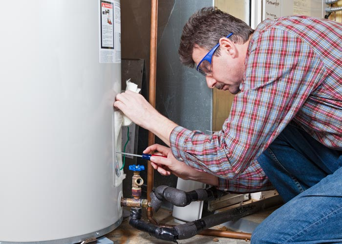 Greenville MI Water Heater Plumbing HVAC
