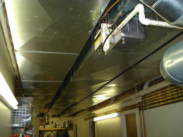 New Construction Duct Installation Michigan