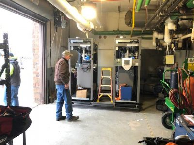 Plumbing HVAC Michigan