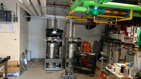 Plumber Greenville Boiler Installation