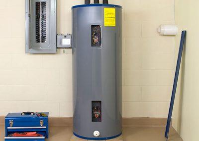 Lifetime of a hot water boiler, Michigan
