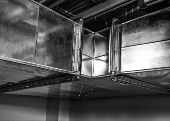 HVAC system air ducts ductwork